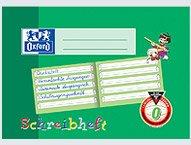 oxford-schreiblernheft-a5-quer-lineatur-0-16-blatt-grun