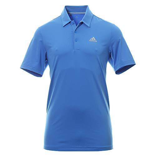 adidas Herren Ultimate 365 Solid Polo Shirt Poloshirt Blau (Azul Dq2344) X-Large