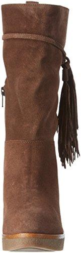 Unisa - Usini_bs, Stivali a metà polpaccio con imbottitura leggera Donna Marrone (Braun (Vison))