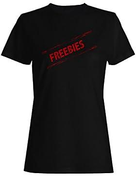 Sellos divertidos sellos camiseta de las mujeres f492f