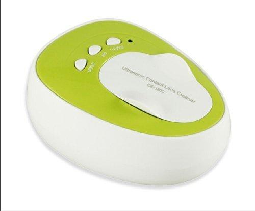 2014New Mini Ultraschall Kontakt Lens Cleaner Kit Daily Care Schnell Reinigung ce3200Glas Waschmaschine für schnelle Lieferung von worldtopseller