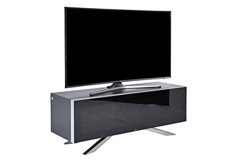 Jahnke Meuble TV SL 5130 AF Bois, Marron, 45 x 130 x 49,3 cm