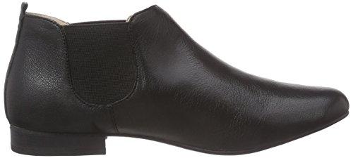 Caprice 25301, Bottes Chelsea courtes, doublure froide femme Noir - Schwarz (Black Nappa 22)