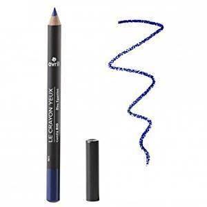 AVRIL – Lápiz de Ojos – Azul Egipcio 643 – BIO – Aplicación Precisa, Apto para Ojos Sensibles, Cuida la piel