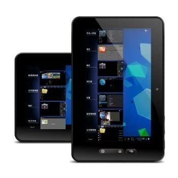 Ployer Momo9 7 Inch Android 4.0.3 Capacitive Touch Screen 1.6GHz 8GB DDR3 Super Slim Tablet PC - 2160P & 3D Output - Flash 11.1 - New Google Play installed - All iPlayers and Flash Content Compatible - YouTube, Documents to Go, eMail, Maps all pre-installed, plus 1.3MP Camera