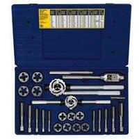 Irwin Industrial Tools 97311Metrisches Gewindeschneider und Hex Set, 25-teilig