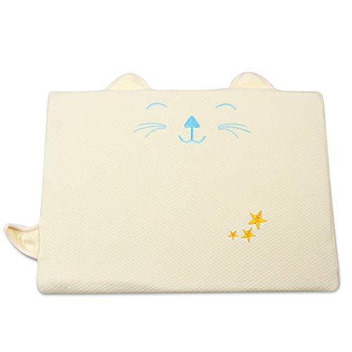 DYMAS Speicher Baumwolle Kern Anti-Spieß Baby Milch Anti-Überlauf Milch Anti-Spieß Dreieck Ramp Mat neugeborenes Baby Kissen