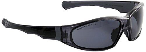 Eagle EAPOL Arbeitsschutzbrille mit polarisierten Scheiben aus Polycarbonat, Grau