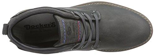 Dockers by Gerli 35EI006-442230 Herren Combat Boots Grau (asphalt 230)
