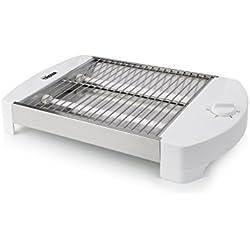 Grille-pain plat Tristar BR-2400 - Horizontal 23 x 20 cm - Blanc