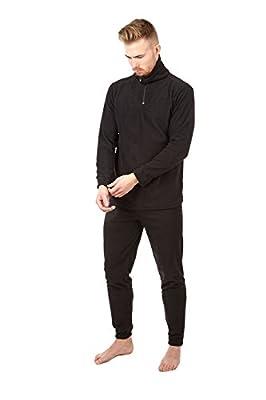 noorsk Thermofleece Unterwäsche Set Unterhose und Unterhemd, Kragen mit Reißverschluss von noorsk bei Outdoor Shop