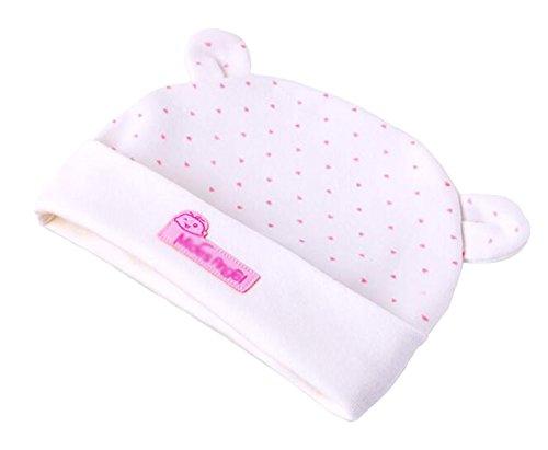 0-3 Mois Super Soft Belle Chapeau bébé Coton Infantile Hat