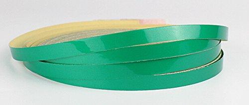 SPA green : Fita Reflexiva 45 M Estilo Do Carro Engraçado Adesivos DIY Automotive Cubo de Roda Da Motocicleta Rim Stripe Decalque Do Corpo Do Carro Aviso de Segurança