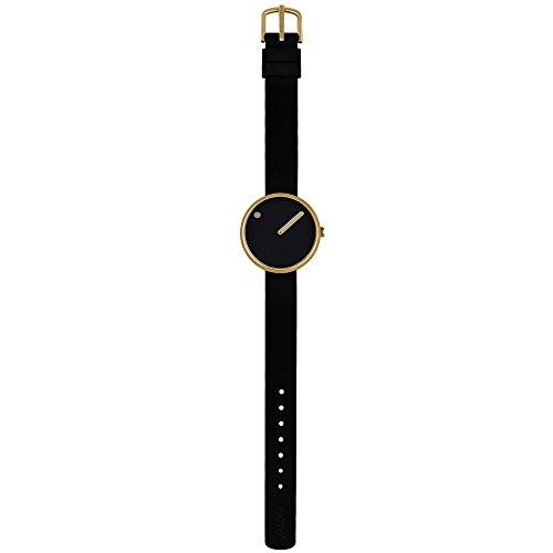Rosendahl Unisex Reloj de pulsera Picto analógico de cuarzo caucho 43385