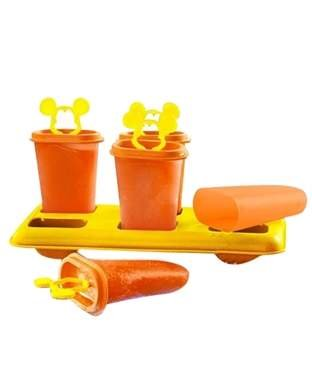 Tupperware Mickey Ice Tup Set,Set of 6