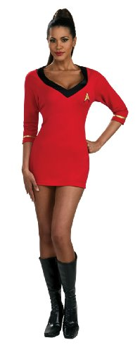 Star Trek Uhura Damenkostüm, ()