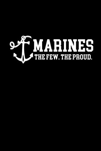 Marines: Deployment Gifts for Marines, Birthday Gifts for Deployed Soldiers, Unique Going Away Gift Ideas, Small Travel Journal