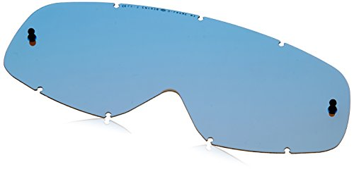 Oakley O-Frame MX Replacement Lenses Black Ice Iridium 2018 -