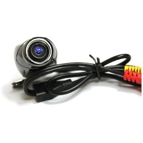 SODIAL(R) Camara de Vision Trasera para Coche, Alta Definicion CMOS 170 Grados Angulo de Vision