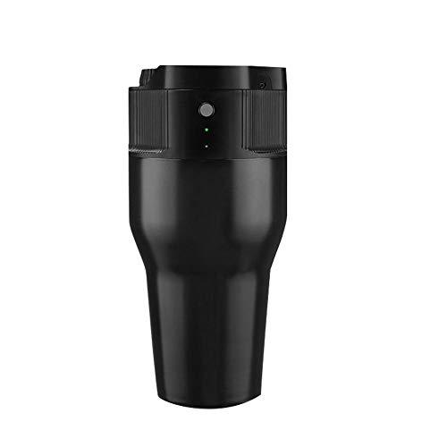 Tragbare Kaffeemaschine, Zyklus-Extraktion, mobile Stromversorgung, Mini-Kaffeemaschine, Picknick im Freien unverzichtbarer Begleiter (Farbfeld)