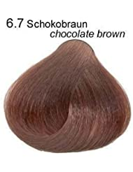 Koleston haarfarbe schokobraun