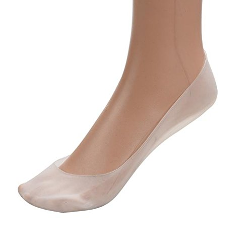 JERN Moisturizing Silicone Gel Feet Socks (One Pair)