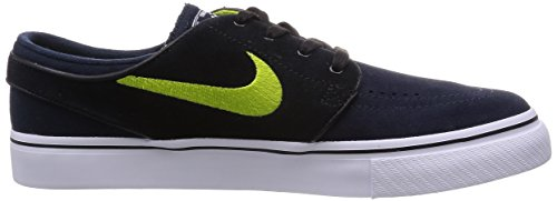 Nike , Herren Sneaker dark obsidian/cyber/black