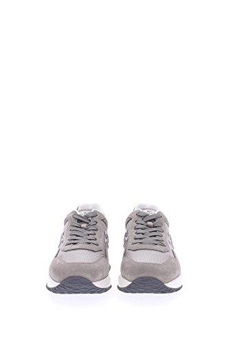 HXM00N0U41067A300U Hogan Sneakers Homme Chamois Gris Gris