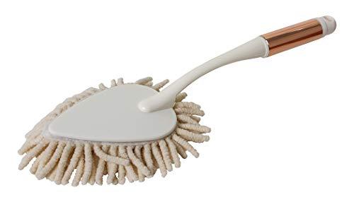 Evriholder Copper Lane Cleaning, Elegant Farmhouse Style Microfiber Chenille Duster -