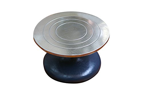 Tabla Acero Tristar Spinner 18 cm Azul / Cromo