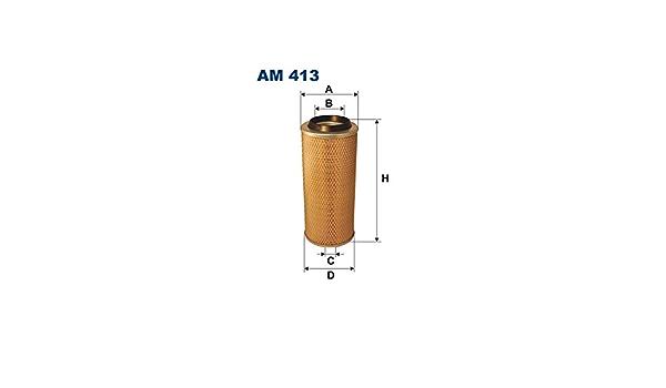 Filtron Luftfilter Am413 Auto