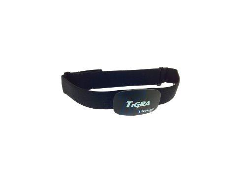 Tigra Sport Brustgurt Pulsmessgerät schwarz