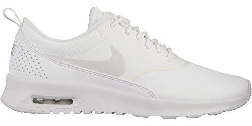 Nike Damen Air Max Thea Leichtathletikschuhe, Mehrfarbig Platinum Tint/Summit White 000, 41 EU