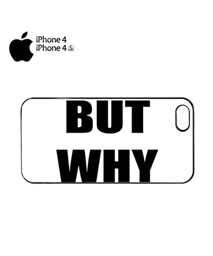 But Why Meme Funny Dope Tumblr Mobile Cell Phone Case Cover iPhone 5c Black Schwarz