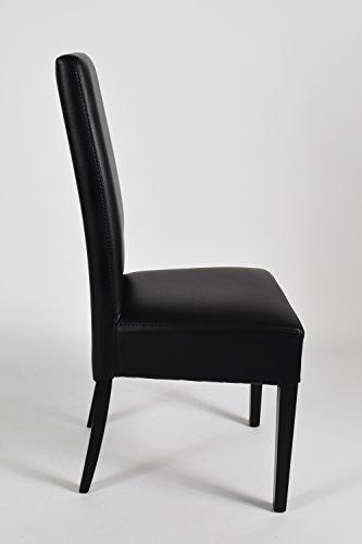 Set 2 sedie Luisa Tommychairs per cucina, sala da pranzo eleganti e ...