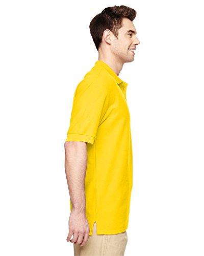 Herren Premium Baumwolle Polo-Hemd von Gildan - 18 Farben verfügbar Daisy