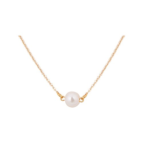 Accessorisingg Pearl Bead Collar Pendant Chain [PD101]