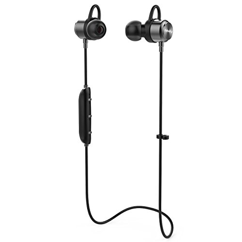 Bluetooth Kopfhörer,Arbily Y3 Bester Sport Kopfhörer leichter Magnetisch Stereo Noise Canceling Kopfhörer wireless IPX7 Sweatproof In-Ear sport headset mit Mikrofon für sport, Reisen und - Bluetooth-sound-cancelling