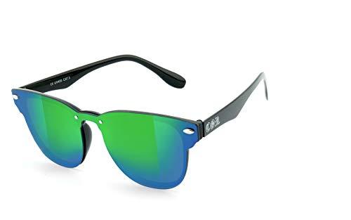 COR: Custom Optic Revolution - Sonnenbrille - 0844 - laser green verspiegelt