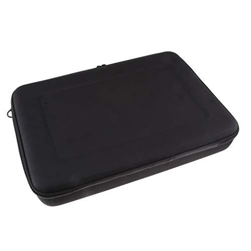 Baosity Tragetasche für Sony Playstation 4 / PS4 Pro Spielekonsole, aus Eva-Material Pro Kombi-case