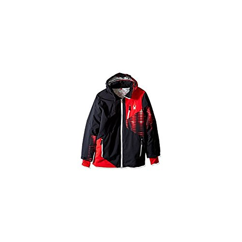 Spyder Enforcer Junior Skijacke schwarz/rot 2016/2017 n°59