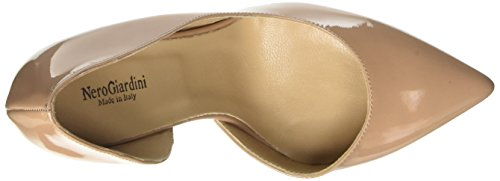 Nero Giardini P717444de, chaussures à bouts ouverts femme Beige (626)