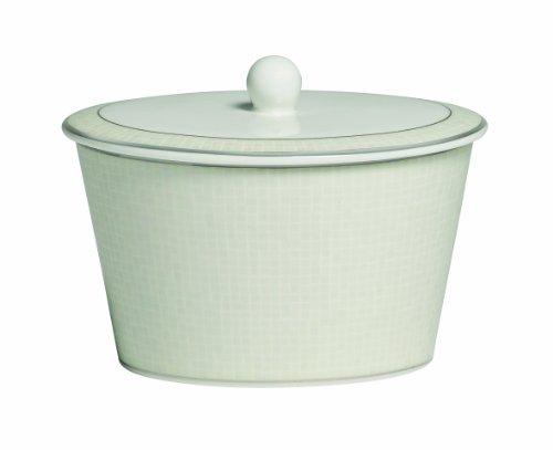Royal Doulton Opalene Covered Sugar Bowl, 12-Ounce by Royal Doulton Royal Doulton Covered Sugar Bowl
