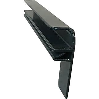 Fensterbank Putz Seitenteile 240 mm in Anthrazit