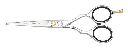 Pro Hair Schere Schere (Jaguar Pre Style Ergo P Professionelle Haarschneideschere 5,5, 1er Pack (1 x 1 Stück))