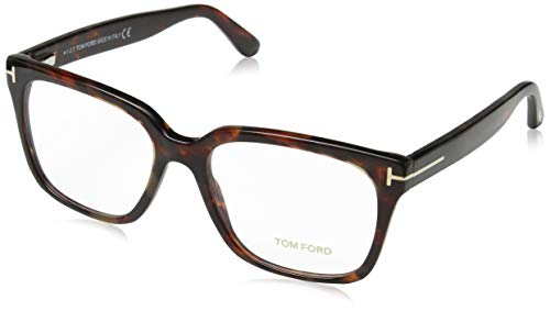 Tom Ford Herren Optical Frame Ft5477 054 58 Brillengestelle, Braun,