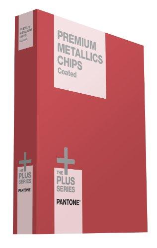 Pantone Premium Metallics gb1505guía de color, multicolor