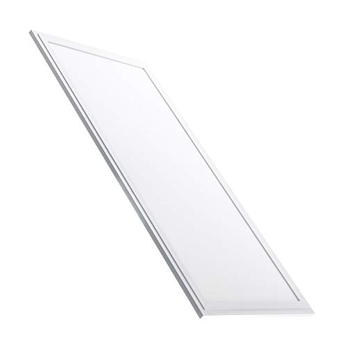 LEDKIA LED Panel Slim 60x30cm 32W Neutrales Weiß 4000K-4500K Slim-panel