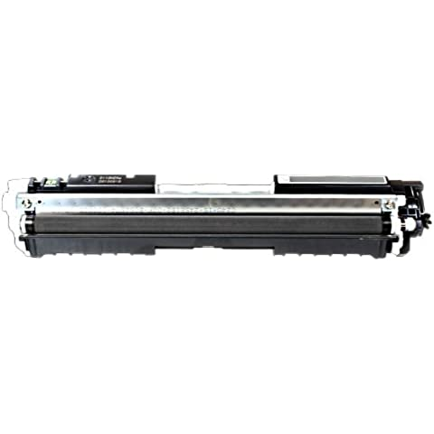 Premium Toner Black 1,200 Pages Alternative to HP CE310A / 126A for HP LaserJet CP 1025 Color / CP 1025 NW Color Color LaserJet Pro CP 1020 Series / Pro CP 1021 / Pro CP 1022 / Pro CP 1023 / Pro CP 1025 / Pro CP 1025 nw / Pro CP 1026 nw / Pro CP 1027 nw / Pro CP 1028 nw HP / TopShot LaserJet Pro M 275 / TopShot LaserJet Pro M 275 a / TopShot LaserJet Pro M 275 nw / TopShot LaserJet Pro M 275 s / TopShot LaserJet Pro M 275 t / TopShot LaserJet Pro M 275 u