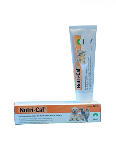 Albrecht Nutrical Nutri-Cal 120 g Nutrical Paste -